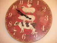 0062_Landhaus-Uhr Tiere