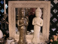 0053_Spiegel_Buddha weiss_silber Shabby