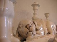 72_Keramik Hund